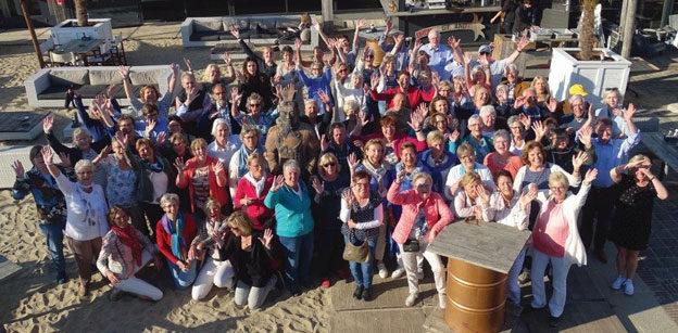 Vrijwilligers Hospice Duin- en Bollenstreek