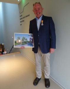 Huisarts Hans Bet benoemd tot Ridder in de Orde van Oranje-Nassau