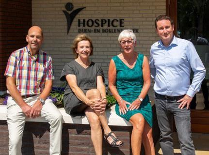 Bestuur Stichting Vrienden Hospice Duin- en Bollenstreek
